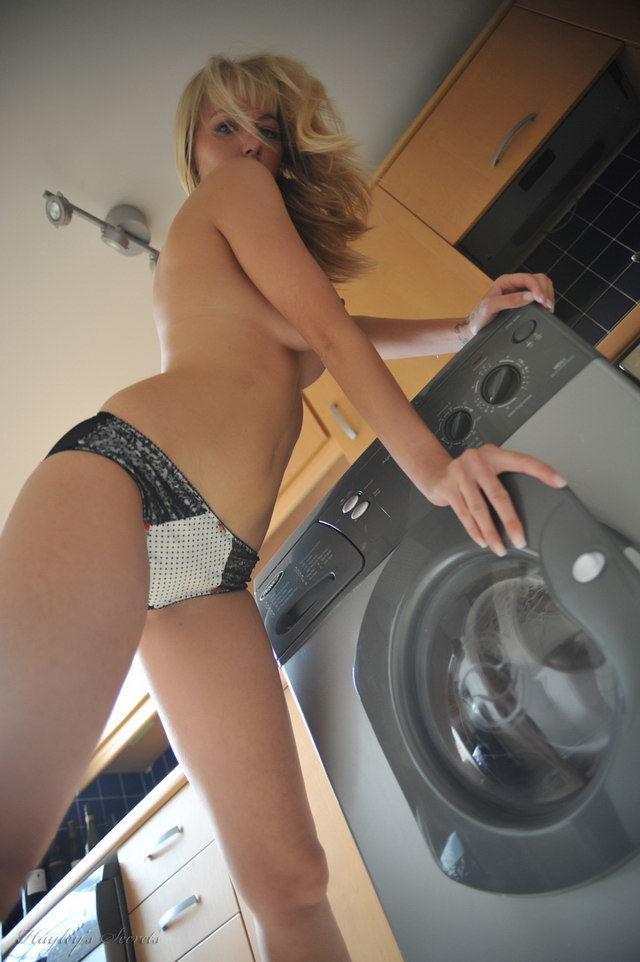Join. Girl on washing machine nude can suggest