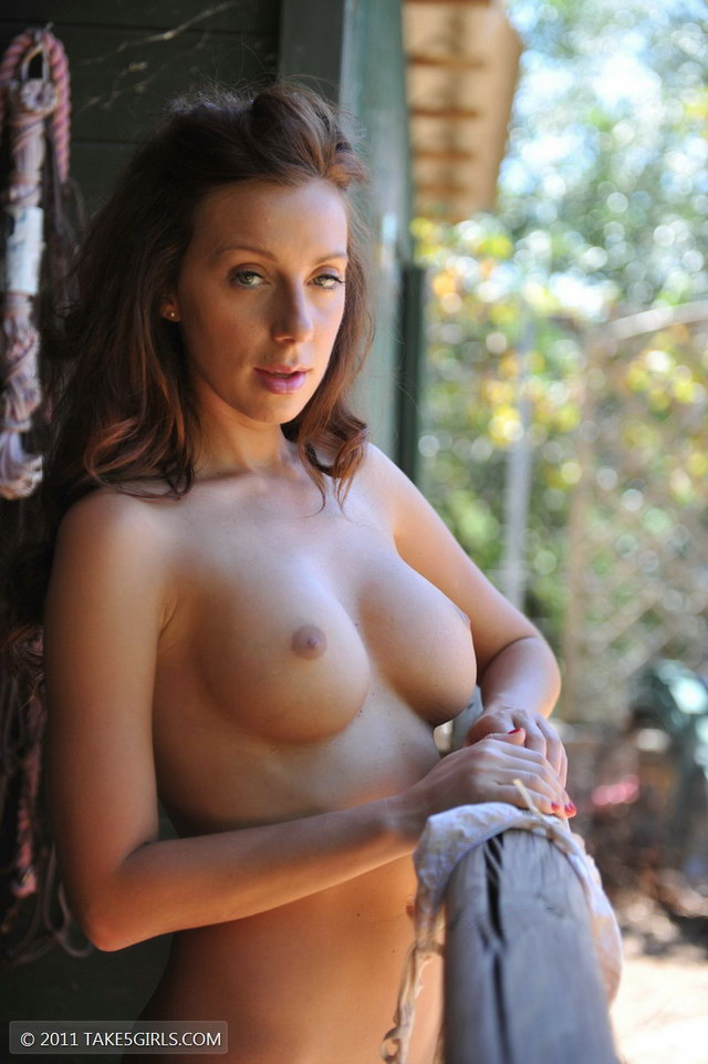 country girl naked nude